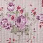 Bianca Dahlia Lilac Queen Bed Bedspread Detail | My Linen