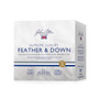 John Cotton Supreme Luxury 85/15 Goose Down & Feather Queen Bed Quilt | My Linen