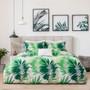 Abercrombie & Ferguson Nava Green Queen Bed Quilt Cover Set | My Linen