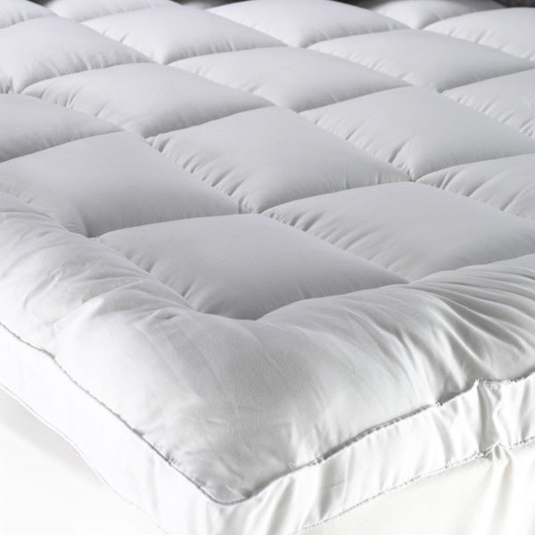 premium selection 7f140 bc2e9 Fitted Pillowtop Mattress Topper | King Bed