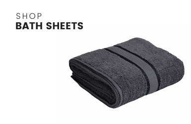 Bath Sheet Range