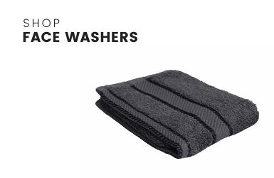 Face Washer Range