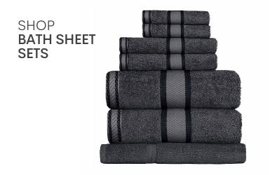 Bath Sheet Set Range