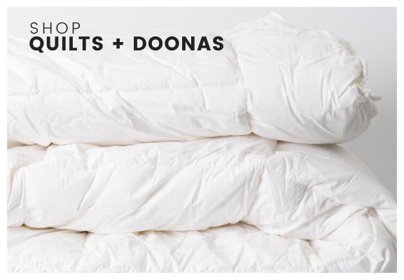 Quilt + Doona Range