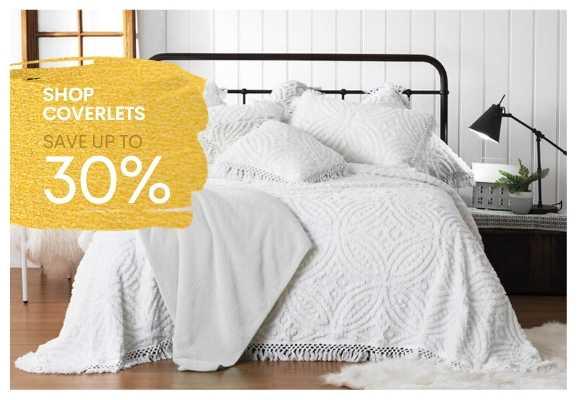 Bedspread + Coverlet Range
