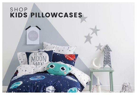 Kids Pillowcase Range