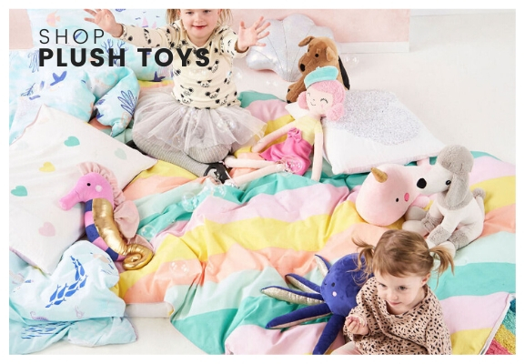 Plush Toy Range