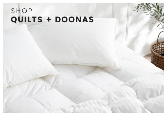 Quilts and Doonas