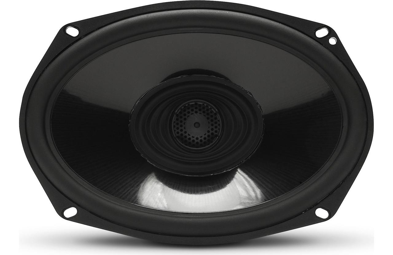 """Power Motorcycle 6""""x9"""" Full Range Bag Lid Speakers"""