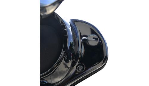 Fairing Mirror Hole Plugs for Street Glides Pair