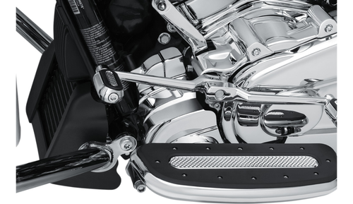 Precision® Lower Front Engine Cover Chrome