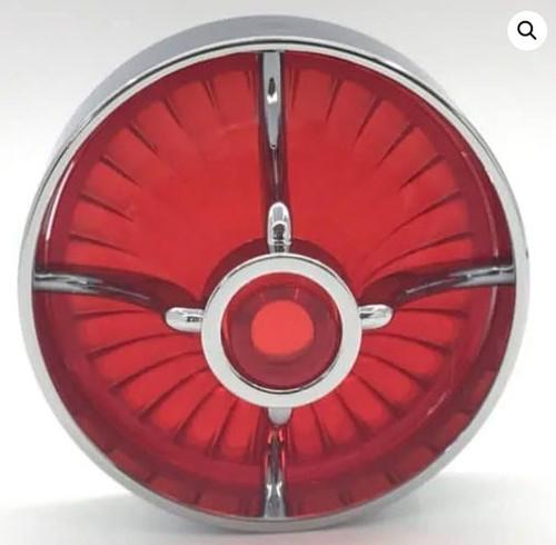 Red Turbine Set