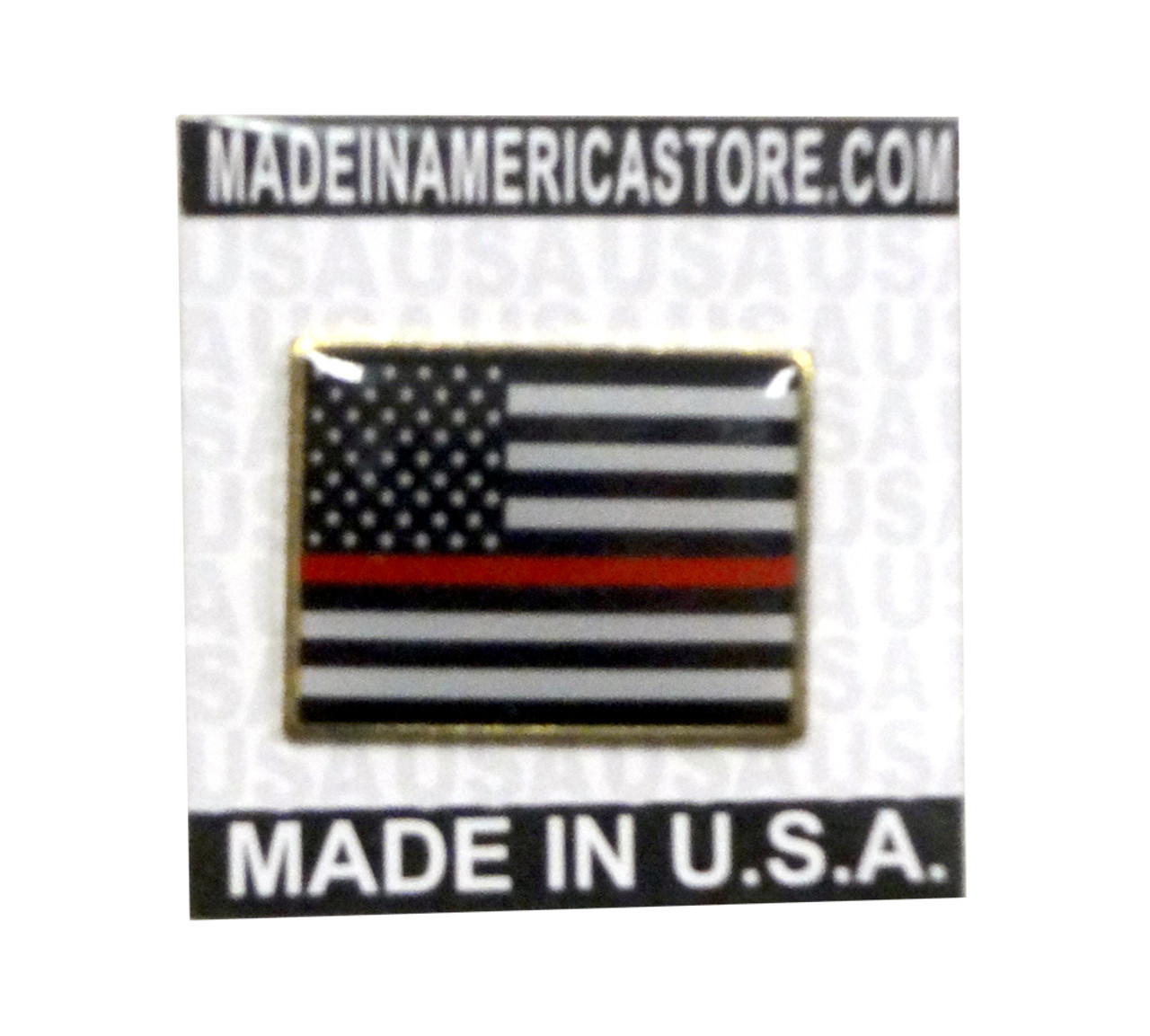 United American Flag Pewter Lapel Pin Gray Color Made In Usa No Reserve 2019 Official Holiday & Seasonal July 4th
