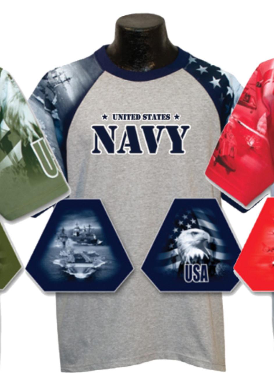 d802178535536e Everyday Life Military Tee - U.S. Navy