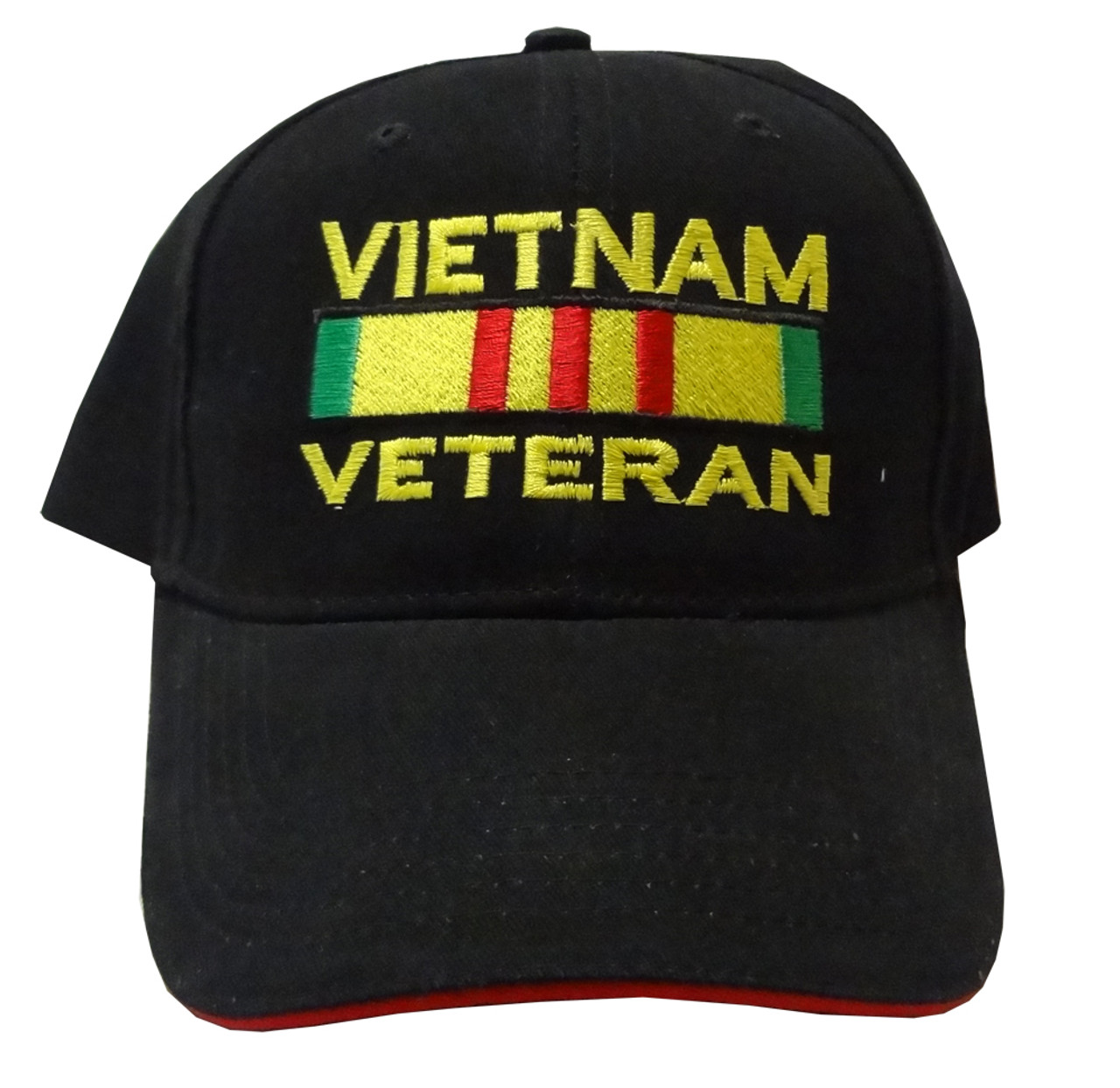 f3325de70e6 Vietnam Veteran Hat - Made In America Store
