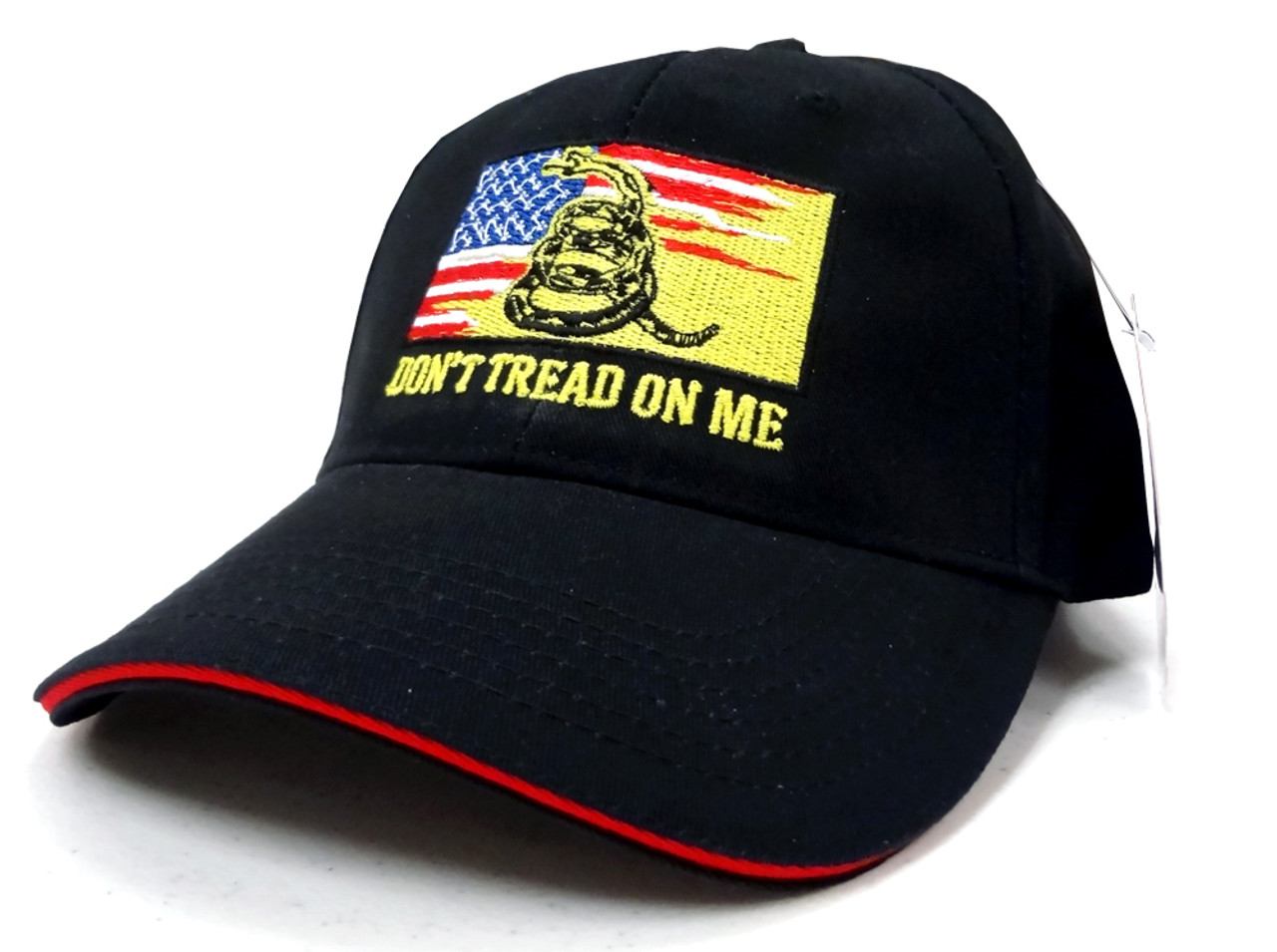 073d79217b1 Don t Tread on Me Baseball Cap - Made In America Store