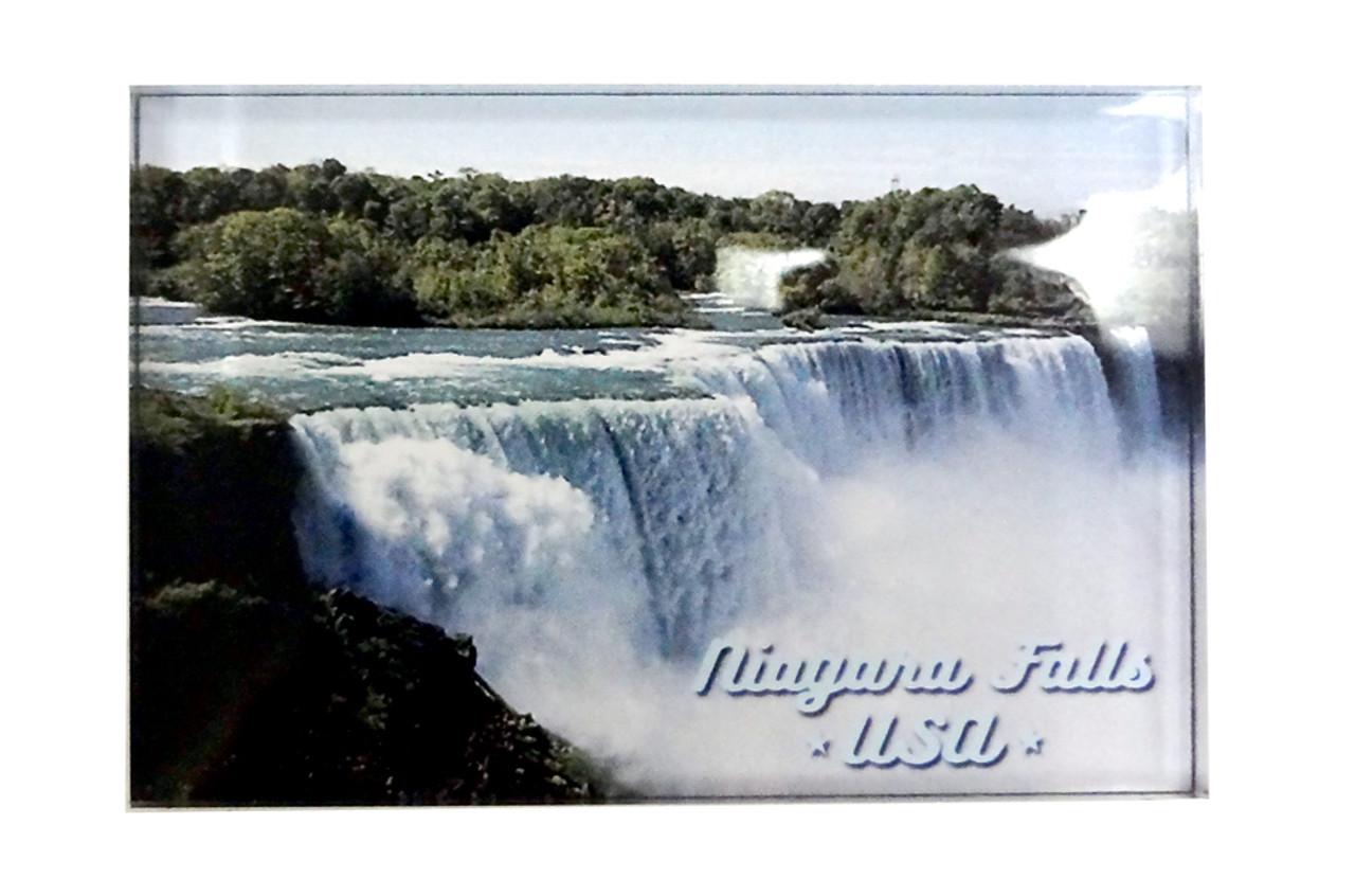 6 Niagara Falls Tree Line Magnet Made In America Store