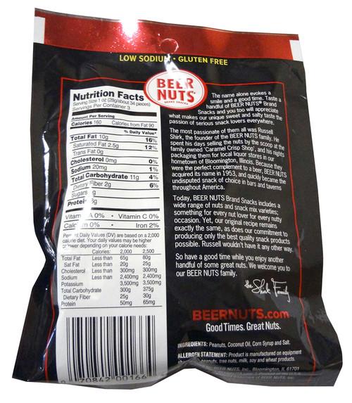 fff433183 Beer Nuts (3 oz.)