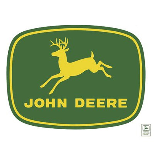 John Deere - 1956 Logo Sign - Made In America Store e235082661bf