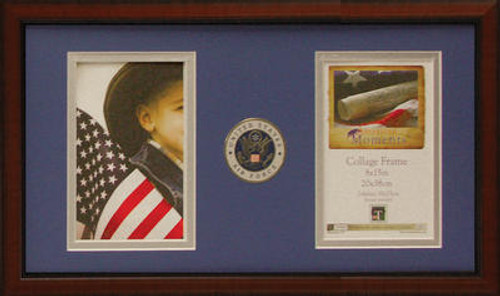 Us Air Force Picture Frame 9x12 Made In America Store