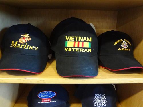 137e5c909a924 U.S. Vietnam Veteran Military Service Ribbon Hat