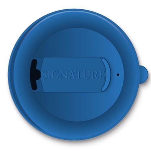 Signature USA Travel Tumbler Lid (Blue)