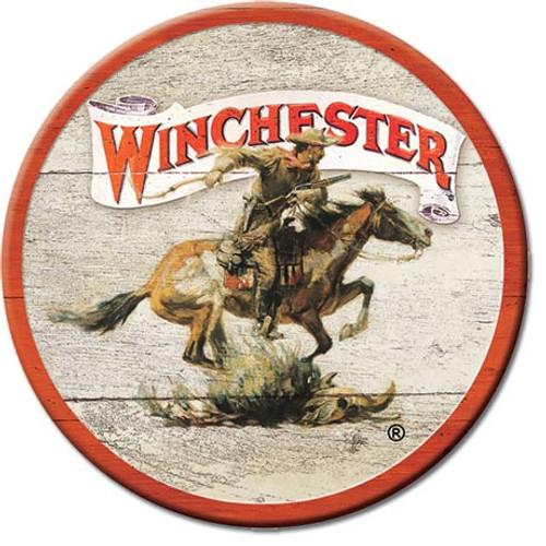 Winchester Round Magnet (2