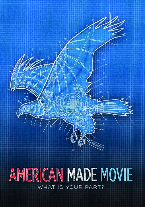 American Made Movie (Blu-Ray)