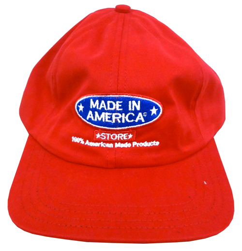 33acba5a22b Made In America Store Baseball Cap (Unstructured
