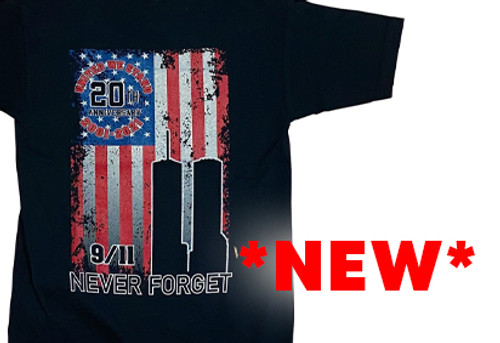 New 9/11 Anniversary Tees Are In!