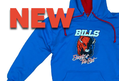 New - Beasts Of The East Hoodies!