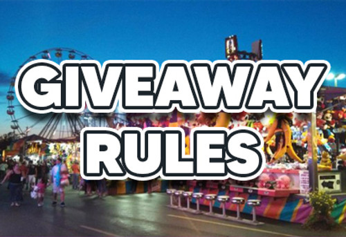 Erie County Fair 2021 Giveaway