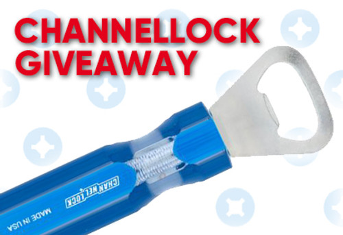 Channellock Giveaway Rules & Regulations