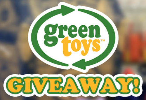Green Toy Holiday Giveaway!