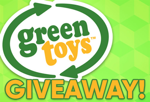 Green Toys Giveaway!