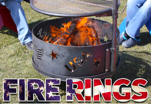 Which Fire Ring Setup Is For You?