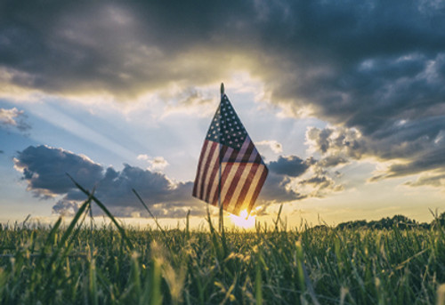 Pause, Prayer & Patriotism