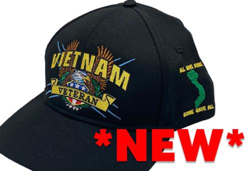 New Military Veteran Caps Are In!