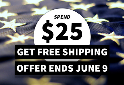 Free Shipping For Father's Day!