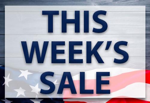 This Week's Sale 2/25 - 3/10