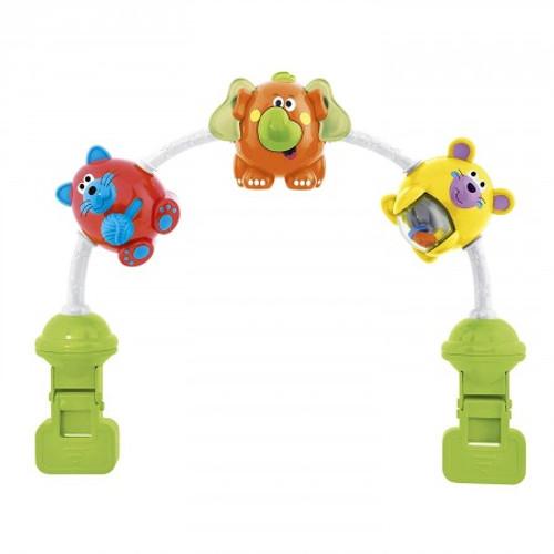 Travel Friends - Stroller Toy