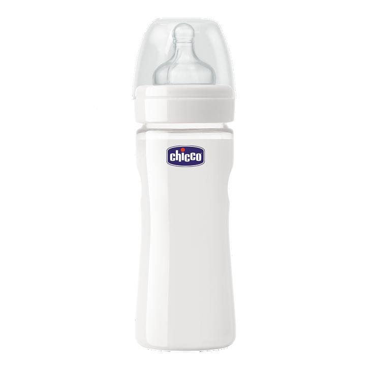Wellbeing Glass Bottle