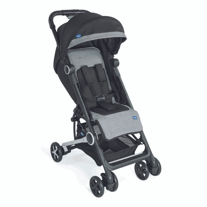 Minimo Stroller - Blacknight