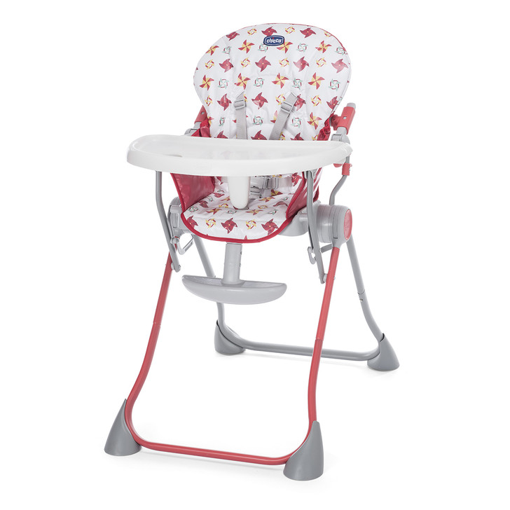 Pocket Meal Highchair - Red