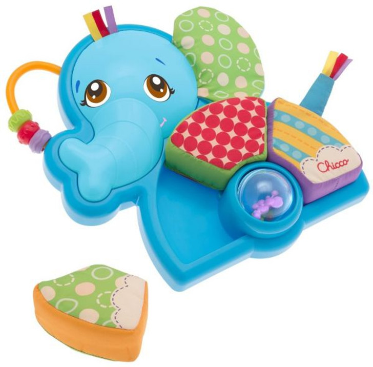 Mr. Elephant Puzzle Rattle