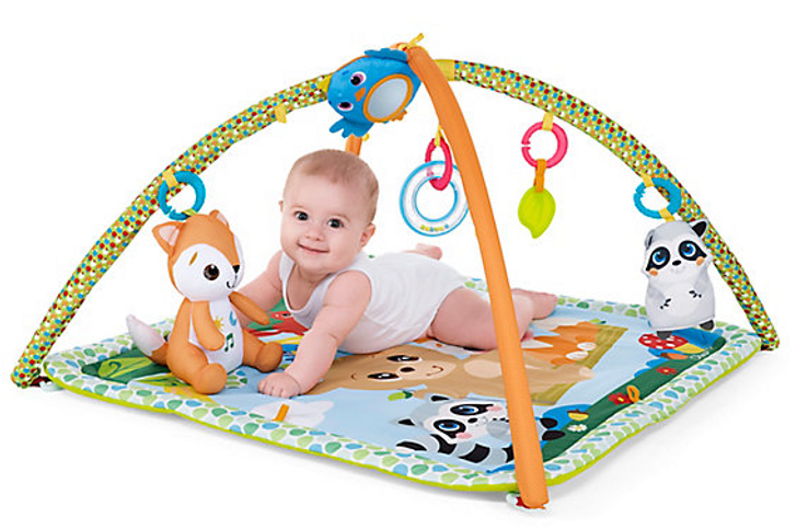 Magic Forest Relax & Play Gym