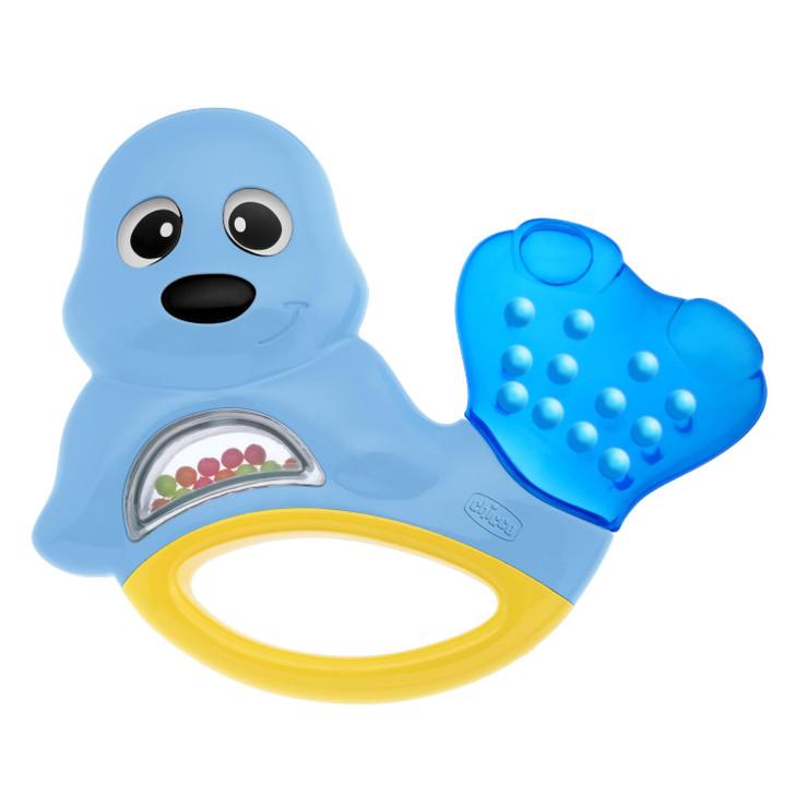 Seal Teething Rattle (Freezable)