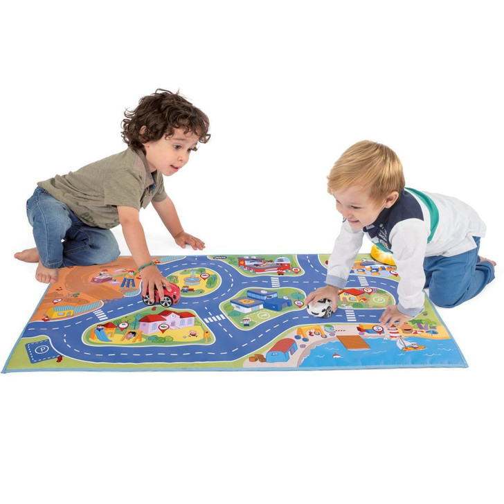 Mini Turbo Touch Electronic City Playmat