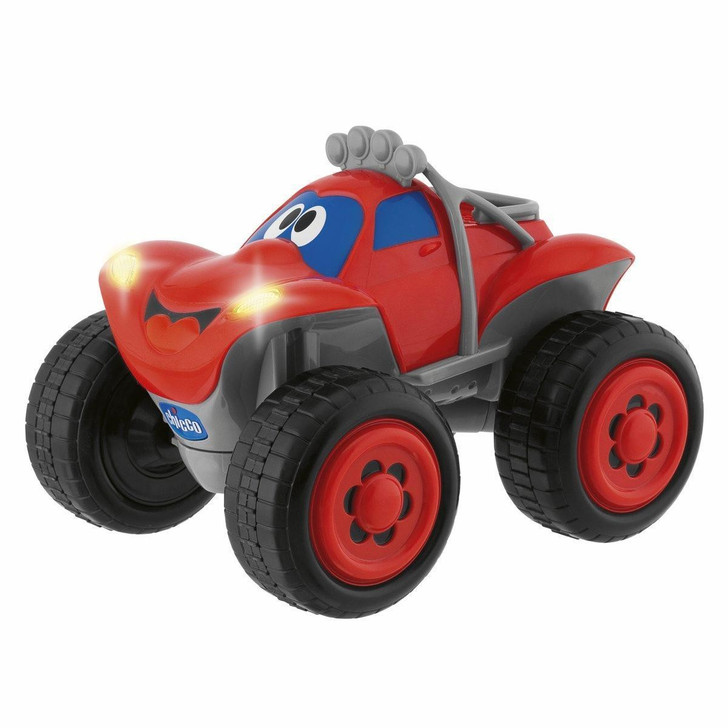 Turbo Team Billy Bigwheels Red
