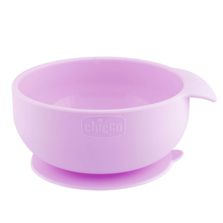 Silicone Suction Bowl 6m+